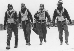 Red Tail Pilots Remembered- Vision of Flight